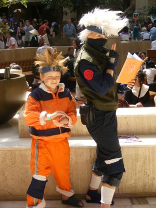Cosplay_-_Naruto_e_Kakashi