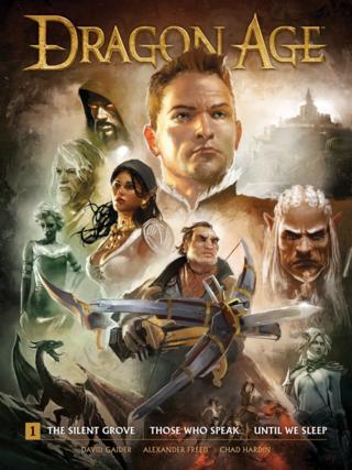 Dragon Age Vol 1